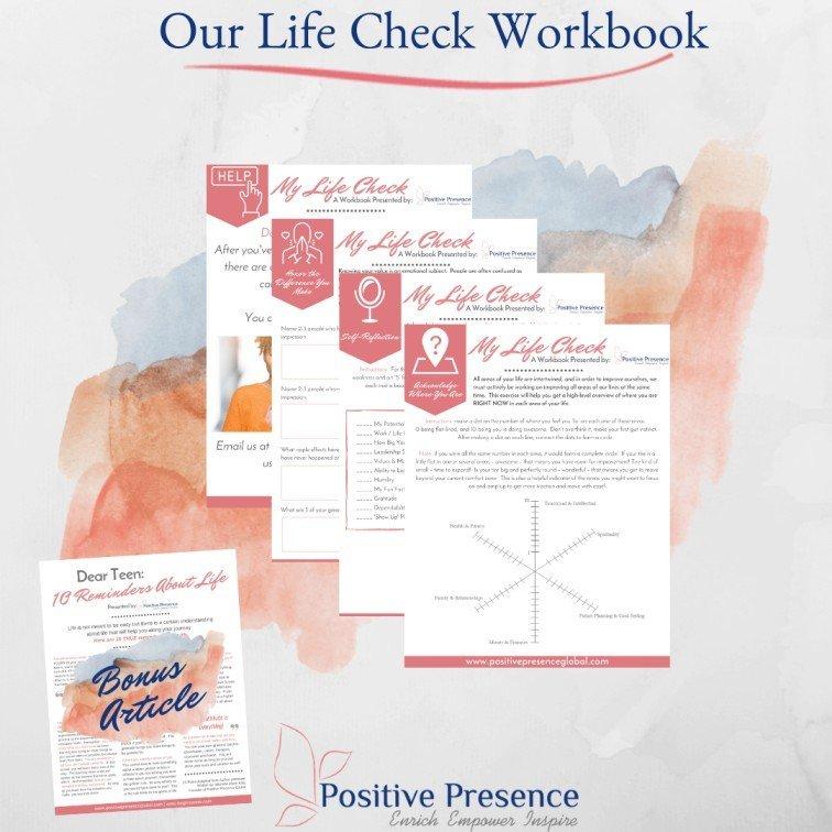 Life Check Workbook with Bonus Graphic-opt